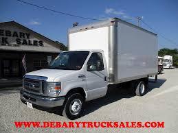 100 Moving Truck For Sale 2012 D E350 Box Sanford FL 4953