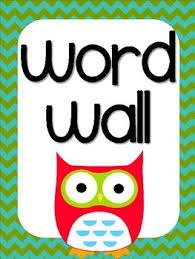Word Wall Letters Fair 25 Parasta Ideaa Pinterestissa Review