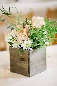 Great Examples Of Rustic Floral Centerpieces Presented By Wedding Forward
