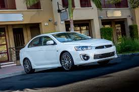Mitsubishi Lancer Reviews: Research New & Used Models | Motor Trend