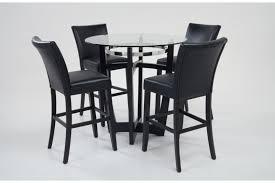 matinee bar 5 piece set bob s discount furniture