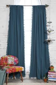 Pink Ruffle Curtains Uk by Curtains Teal Curtains Awesome Turquoise And Orange Curtains