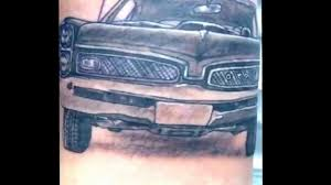 Gto Muscle Car Tattoo