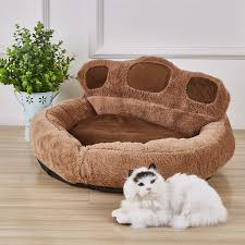 cat sofa aliexpress buy high quality paw shaped beds
