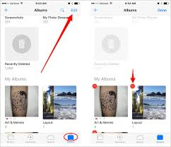 How to Permanently Delete Albums on iPhone iPad and iPod