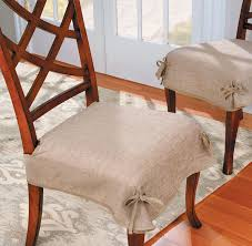 Dining Seat Covers Are Easy To Find And Much More Affordable Than Replacing Your Room Chairs Place Them Over The Fabric