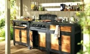 cuisine meuble bois meuble de cuisine en palette cuisine meuble bois cuisine bois de