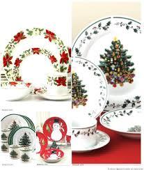 Holiday Dinnerware Sets Chicwithkinks Christmas Tree