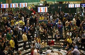 Ubs Trading Floor New York by Nymex Trading Pits Shut Down Marking End Of An Era Wsj