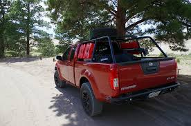 custom nissan frontier tacoma bedrack expedition portal ute