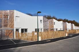 bureau de change la roche sur yon vendée logement inauguration de 7 logements lotissement les