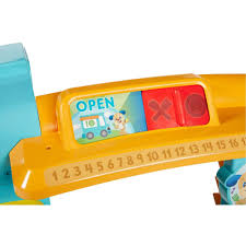 Fisher-Price Laugh Learn Servin' Up Fun Food Truck Childs Toy ...