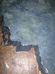 Covering Asbestos Floor Tiles Basement by Subfloor What Is This Old 1 16