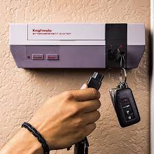NES Key Holder