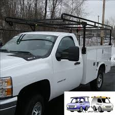 Utility Body Ladder Racks | INLAD Truck & Van Company