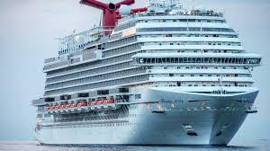 Cruise Ship Sinking 2016 by Carnival Vista Cruise Ship Creates U0027mini Tsunami U0027 That Destroys