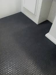 Best Flooring For Kitchen And Bath by Best Reader Submitted Bath Space Winner Steve Carbin Penny Tile