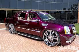2007 Cadillac Escalade EXT Front Fascia 2