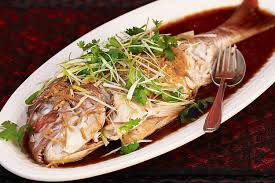 fish cuisine style snapper