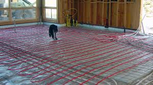 Radiant Floors For Cooling by Jackson Hole U0027s Original Radiant Floor Heating Provider Synergy