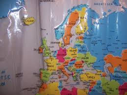 Overly Harsh and Pedantic Takedown of This Shower Curtain Map