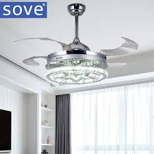 ceiling fan folding singapore retractable blade india contemporary