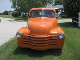 Daily Driver 1951 Chevrolet Pickups Custom For Sale