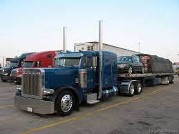 Peterbilt Flat Top | Peterbilt 379EXHD Photo ...