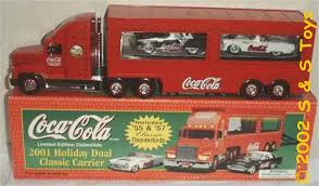 S & S Toys For Sale 164 Diecast Toy Cars Tomica Isuzu Elf Cacola Truck Diecast Hunter Regular Cocacola Trucks Richard Opfer Auctioneering Inc Schmidt Collection Of Cacola Coca Cola Delivery Trucks Collection Xdersbrian Vintage Lego Ideas Product Shop A Metalcraft Toy Delivery Truck With Every Bottle Lledo Coke Soda Pop Beverage Packard Van Original Budgie Toys Crate Of Coca Cola Wanted 1947 Store 1998 Holiday Caravan Semi Mint In Box Limited