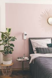 schlafzimmer wand rosa josie