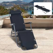 Outsunny Folding Chaise Lounge Chair Portable Adjustable Recliner Sun  Lounger Outdoor Garden Reclining Seat With Pillow Black Recliners Lounge Chair Sun Lounger Folding Beach Outsunny Outdoor Lounger Camping Portable Recliner Patio Light Weight Chaise Garden Recling Beige Hampton Bay Mix And Match Zero Gravity Sling In Denim Adjustable China Leisure With Pillow Armrest Luxury L Bed Foldable Cot Pool A Deck Travel Presyo Ng 153cm 2 In 1 Sleeping Magnificent Affordable Chairs Waterproof Target Details About Kingcamp Gym Loungers