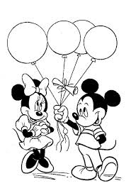 Mickey Mouse Clubhouse 1 Free Disney Coloring Sheets Fantasy