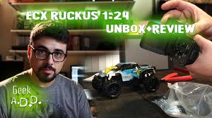 ECX Ruckus 1:24 Scale Unbox And Review - YouTube Ecx Ruckus 118 Rtr 4wd Electric Monster Truck Ecx01000t2 Cars The Risks Of Buying A Cheap Rc Tested 124 Blackwhite Rizonhobby 110 By Ecx03042 Big Toy Superstore Powersports Dealership Winstonsalem Review Squid Updates With New Electronics Body Video Car Action Adventures Great First Radio Control Truck Torment 2wd Scale Mt And Sct Page 7 Groups Gmade_sawback_chassis News