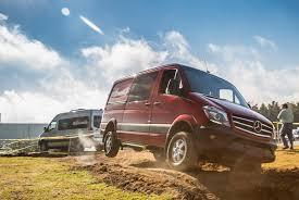 2015 Mercedes Sprinter 4x4 Diesel Vans