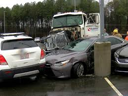 100 Truck Driving Jobs In Charlotte Nc Driver Involved In Crash In Aldi Parking Lot Charged
