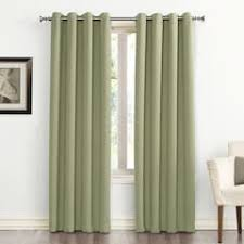Fingerhut Curtains And Drapes by Green Curtains U0026 Drapes Window Treatments Home Decor Kohl U0027s