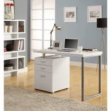 Wayfair White Gloss Desk by Furniture Furniture Wayfair White Desk With White Swivel Chair