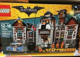 100 Lego Toysrus Truck 20 Off ToysRUs Exclusive LEGO Sets Batman Movie Arkham Asylum