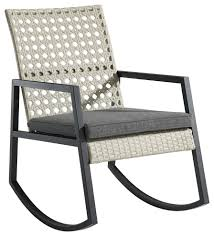 Modern Outdoor Patio Rattan Rocking Chair, Gray/Gray Inoutdoor Patio Porch Walnut Resin Wicker Rocking Chair Incredible Pvc And P V C Pipe Project Pearson Pair Of Outdoor Chairs Cushioned Rattan Rocker Armchair Glider Lounge Fniture With Cushion Grey The Portside Plantation All Weather Tortuga Details About 2pc Folding Set Garden Mesh Chaise F7g5 Yardeen 2 Pcs Deck Sea Pines Muriel 3pc White Front Mainstays Cheap Find Deals On Line At