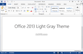 How to Get Rid of Too Much White Space in Microsoft fice 2013