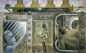 Diego Rivera Rockefeller Mural by Diego Rivera U0027 Murals At Museum Of Modern Art Review The New