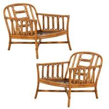 Ficks Reed Lounge Chair by Ficks Reed Lounge Chairs 16 For Sale At 1stdibs