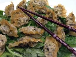 cuisine asiatique vapeur dim sum poulet raviolis chinois papa en cuisine