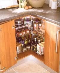 cool kitchen cabinet storage ideas kitchen excellent corner
