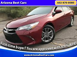 100 Craigslist Yuma Arizona Cars And Trucks Used Toyota Camry For Sale Phoenix AZ From 2099 CarGurus
