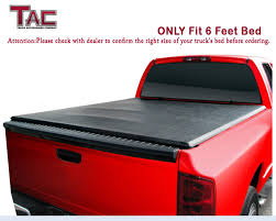 100 2013 Colorado Truck Amazoncom TAC Tonneau Cover For 2004 Chevy GMC