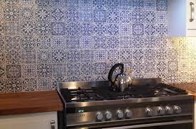 Moroccan Kitchen Splashback Tile Sydney Wall Tiles Patterned Rustic