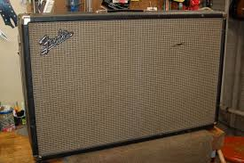 Fender Bassman Cabinet Screws by Fender Bandmaster 1964 Blackface Speaker Cab Jensen Special Reverb