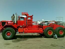 100 Oilfield Trucks Kenworth 953 Oil Field 6x6 Truck Buy From Arabic Pivot