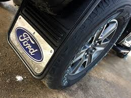 Truck Hardware Gatorback Mud Flaps - Ford Blue Oval - SharpTruck.com Blue Oval Truck Parts Truckdomeus Jennings Trucks And Inc 2015 Ford F150 Underwent Extreme Testing To Assure There Is No The 2017 F250 Super Duty Diesel Cured My Towing Nightmares Lot Vintage Ford Logos Emblem Car 50 Similar Items 12015 F350 Front Grille Genuine New Antelope Valley Lincoln Vehicles For Sale In Lancaster Ca 93534 Autoguidecom Of The Year 72009 Expedition Grille Blem Medallion Blue Oval Part Jp Garcias 1955 F100 Hot Rod Network This 1967 Ranger Proves Heath Taylor Inherited Great